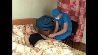 visite medicale à domicile tres hot