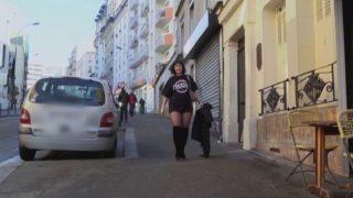 faire la pute dans les rues de Metz pour se faire enculer