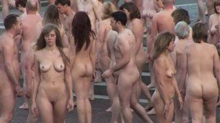 video de nudistes anglais